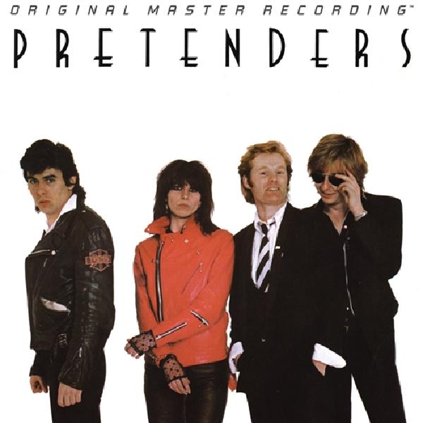 Pretenders: Pretenders - MFSL 180g LP (MFSL 1-372)