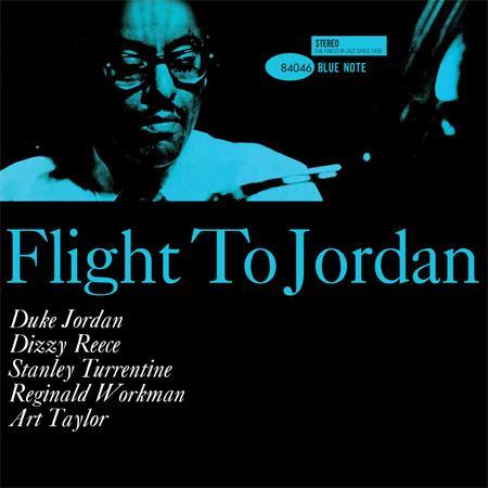 Duke Jordan: Flight to Jordan - Analogue Productions Hybrid Stereo SACD (CBNJ 84046 SA)