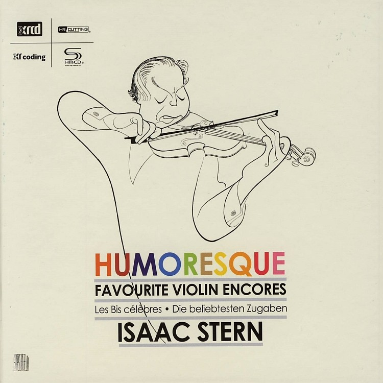 Isaac Stern: Humoresque - Sony Music SHM-XRCD (Sony 88875197642)