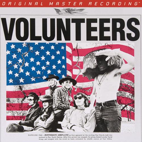 Jefferson Airplane: Volunteers -  MFSL Hybrid Stereo SACD (UDSACD 2176)