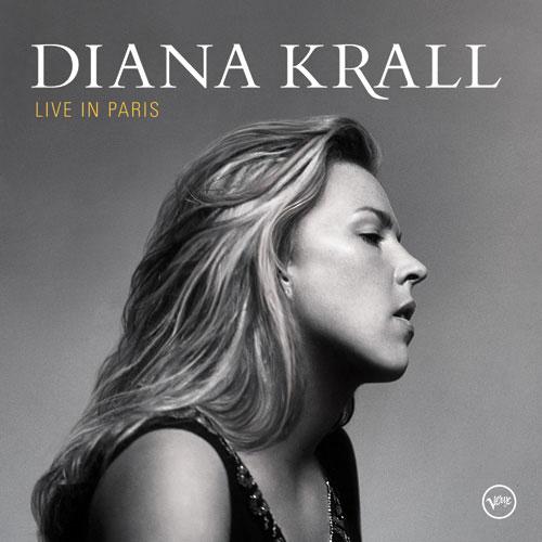 Diana Krall: Live in Paris - ORG 45RPM 2-LP (ORG 003)