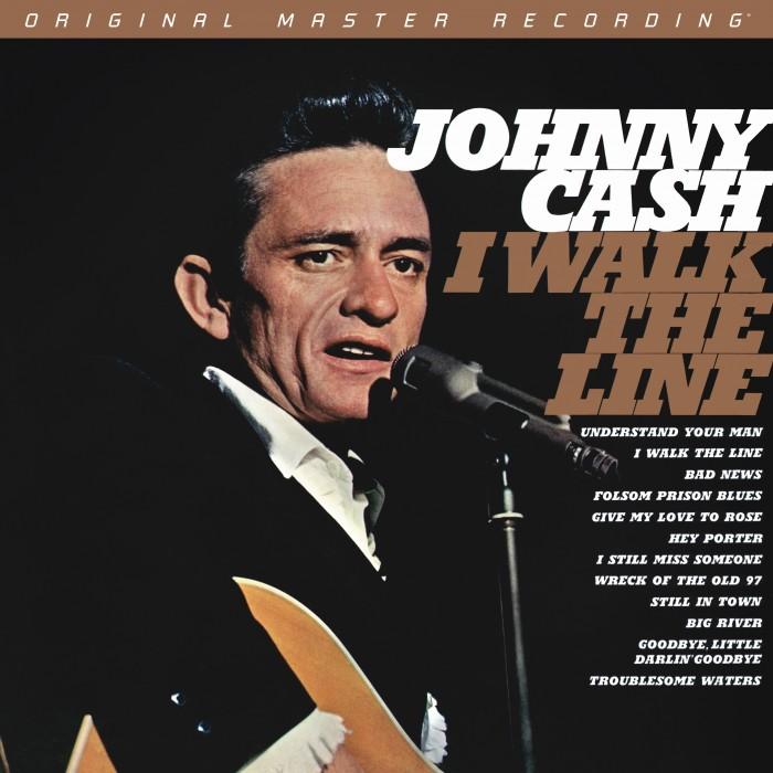 Johnny Cash: I walk the line - MFSL Vinyl 45RPM 2-LP (MFSL 2-495)