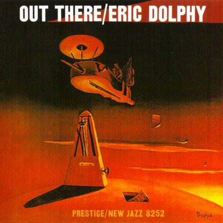 Eric Dolphy: Out There - Analogue Productions Hybrid Stereo SACD (CPRJ 8252 SA)
