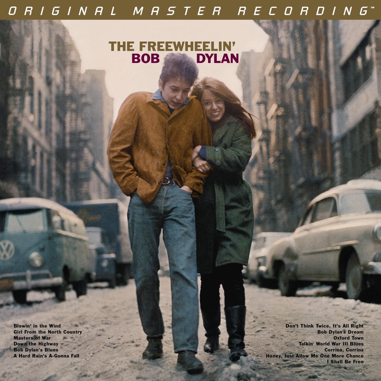 Bob Dylan: The Freewheelin' Bob Dylan (Mono) -  MFSL Hybrid Mono SACD (UDSACD 2178)