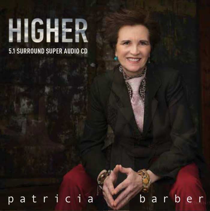 Patricia Barber: Higher - Impex Hybrid Multichannel SACD (CIMX 8322 SA)