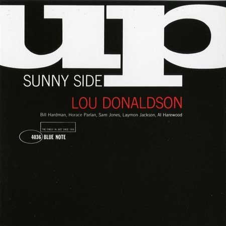 Lou Donaldson: Sunny Side Up - Analogue Productions Hybrid Stereo SACD (CBNJ 84036 SA)