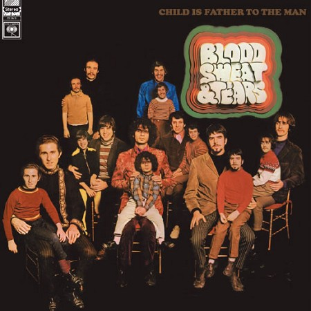 Blood, Sweat & Tears: Child Is Father To The Man - Speakers Corner 180g LP (CS 9619)