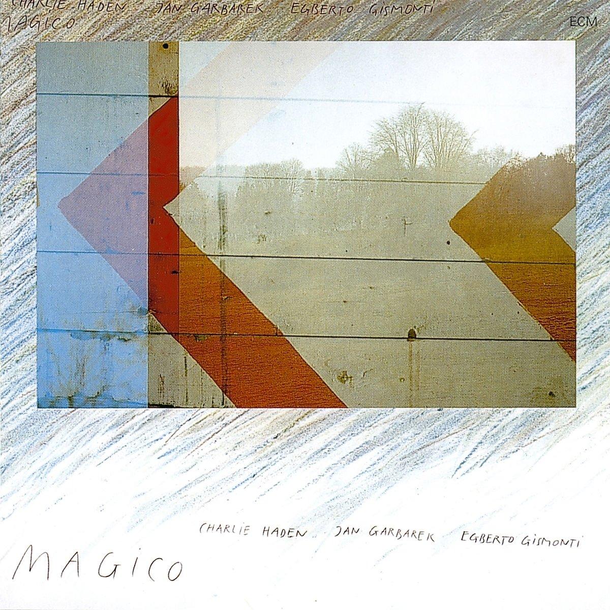 Charlie Haden: Magico - Tower Records Japan Hybrid Stereo SACD (PROZ-1112)
