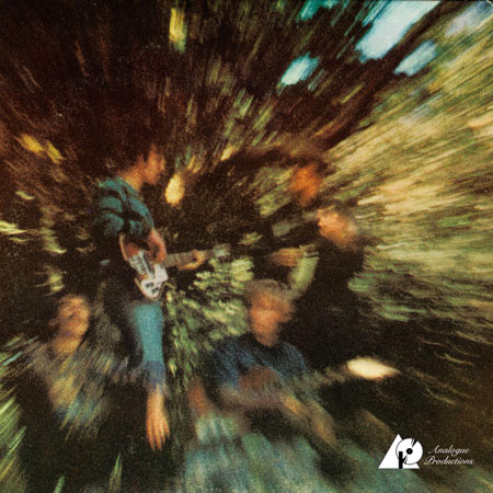 Creedence Clearwater Revival: Bayou Country - Analogue Productions Hybrid Stereo SACD (CAPP 8387 SA)