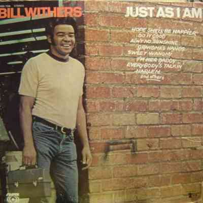 Bill Withers: Just As I Am - Speakers Corner 180g LP (SXBS 7006)