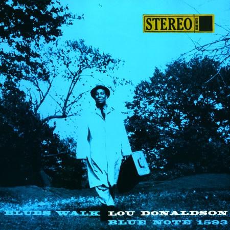 Lou Donaldson: Blues Walk - Analogue Productions Hybrid Stereo SACD (CBNJ 81593 SA)