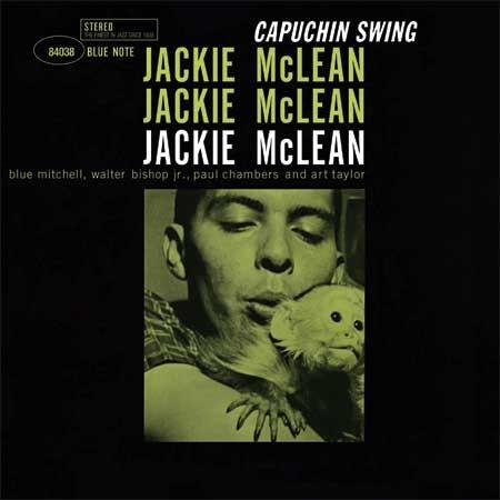 Jackie McLean: Capuchin Swing - Analogue Productions Hybrid Stereo SACD (CBNJ 84038 SA)