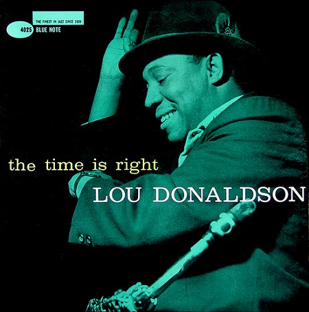 Lou Donaldson: The Time Is Right - Analogue Productions Hybrid Stereo SACD (CBNJ 84025 SA)