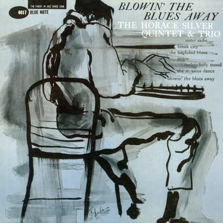 Horace Silver Quintet & Trio: Blowin' The Blues Away  - Analogue Productions Hybrid Stereo SACD (CBN
