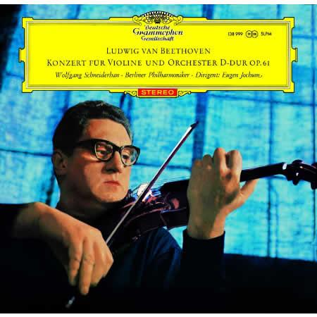 Eugen Jochum: Beethoven: Concerto for Violin and Orchestra/ Schneiderhan, violin - Speakers Corner 1