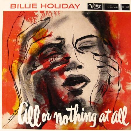 Billie Holiday: All Or Nothing At All - Analogue Productions Hybrid Mono SACD (CVRJ 8329 SA)