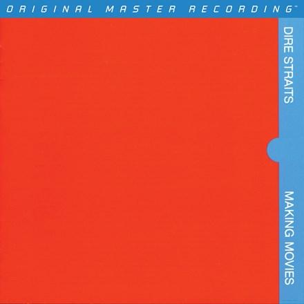 Dire Straits: Making Movies - MFSL Hybrid Stereo SACD (UDSACD 2186)