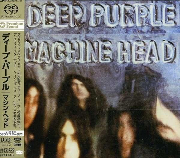 Deep Purple: Machine Head - Warner Music (Japan) Hybrid Multichannel SACD (WPCR-14166)