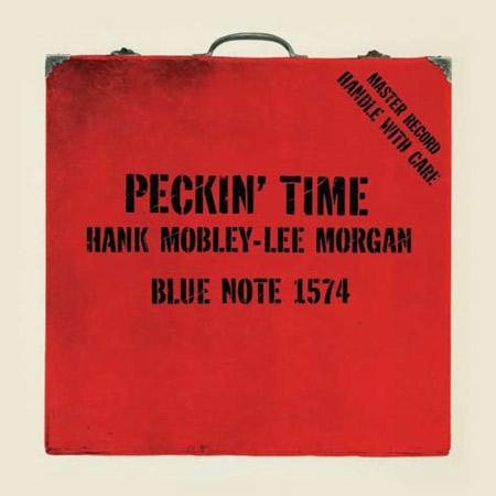 Hank Mobley: Peckin' Time - Analogue Productions Hybrid Stereo SACD (CBNJ 81574 SA)