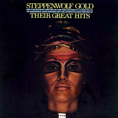 Steppenwolf: Gold - Their Great Hits - Analogue Productions 200g LP (AAPP 115-33)