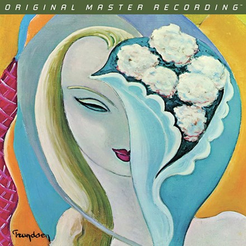 Derek and The Dominos: Layla & other assorted Love Songs -  MFSL Hybrid Stereo SACD (UDSACD 2188)
