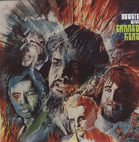 Canned Heat: Boogie With Canned Heat - Pure Pleasure 180g LP (LST 7541)