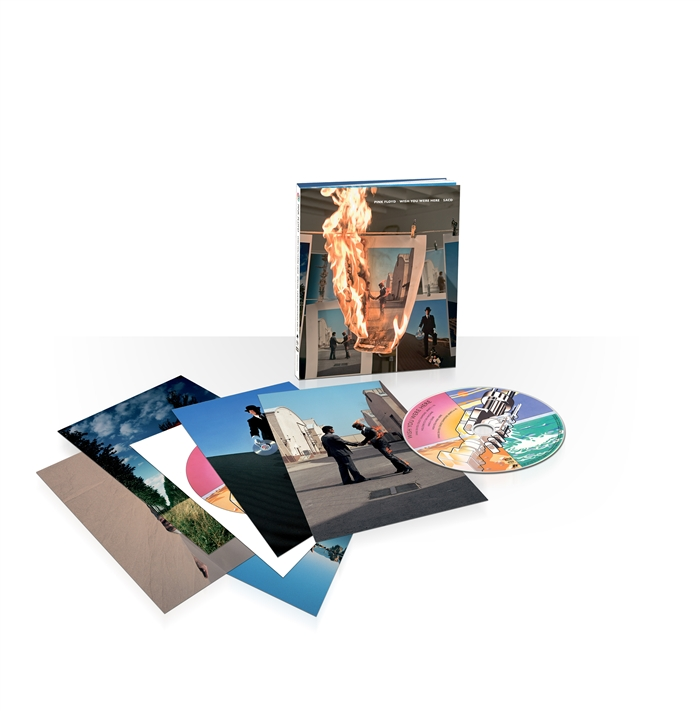 Pink Floyd: Wish You Were Here - Analogue Productions Hybrid Multichannel SACD (CAPP 81034 SA)