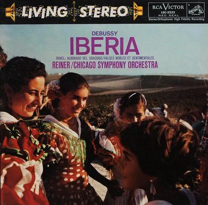 Reiner , Chicago Symphony Orchestra: Debussy: Iberia/Ravel:  Alborado Del Gracioso/Valses Nobels Et