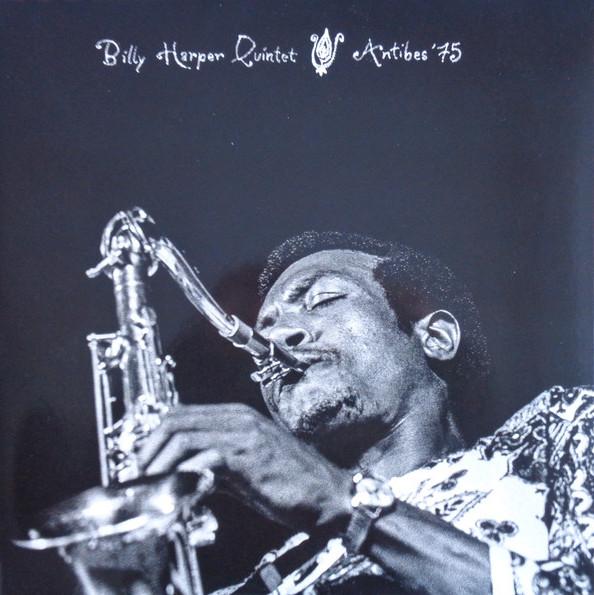 Billy Harper Quintet: Antibes '75 - Sam Records 180g LP (SRS-2)