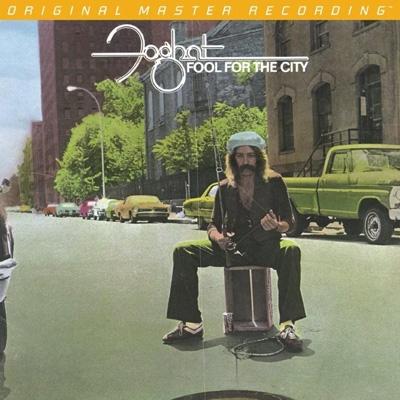 Foghat: Fool For the City - MFSL 180g LP (MFSL 1-295)