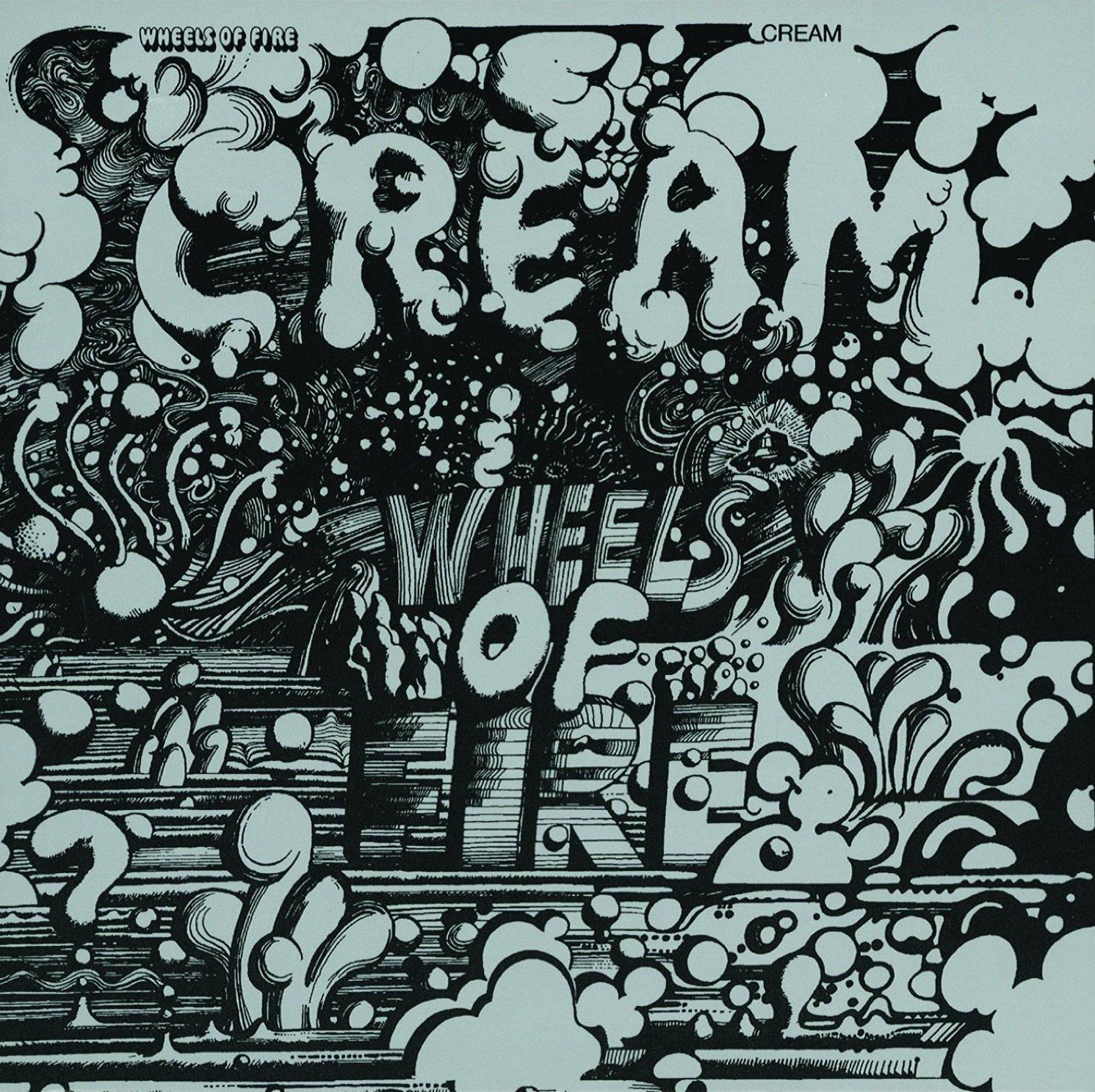 Cream: Wheels of Fire - Universal Records (Japan) SHM-SACD (UIGY-15003)