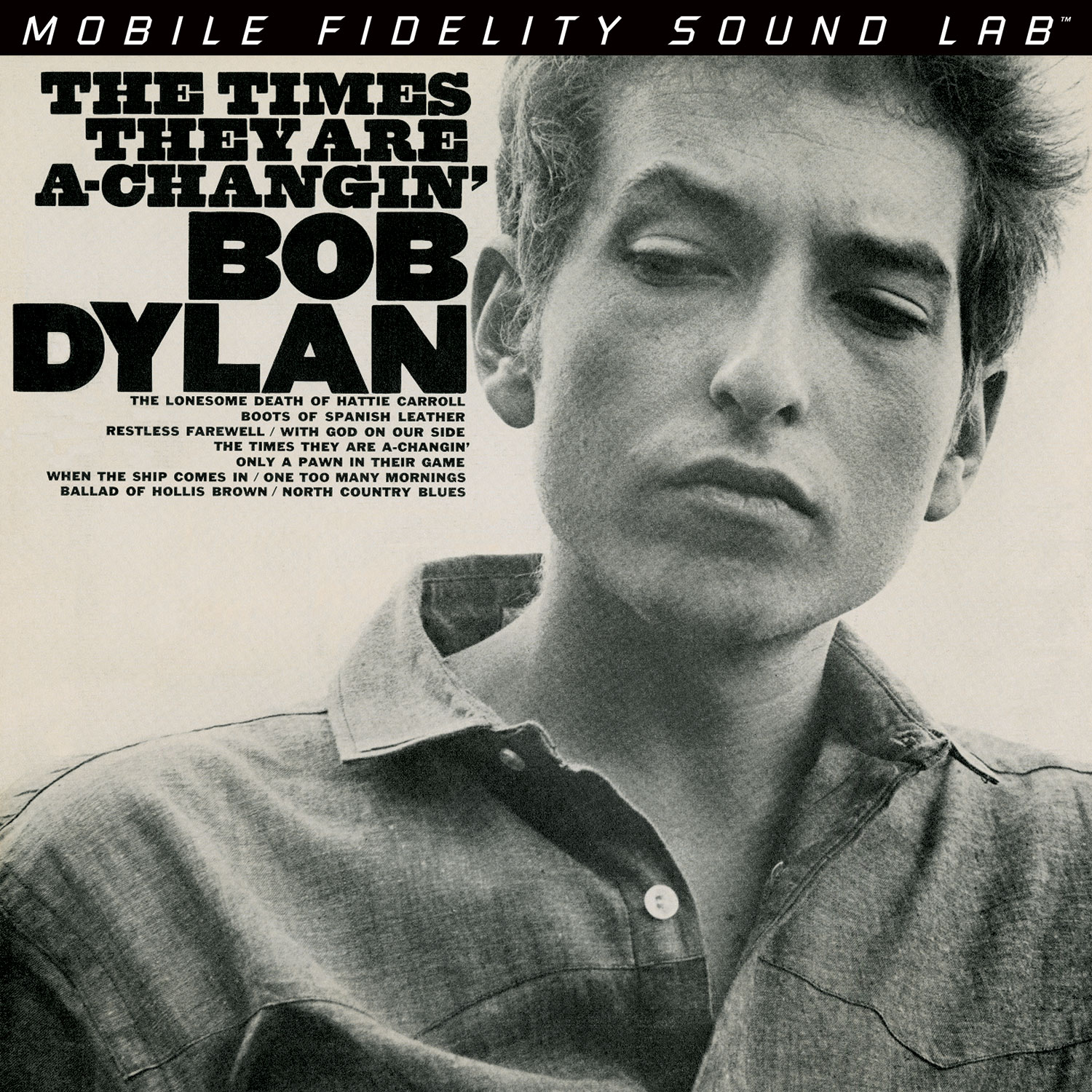 Bob Dylan: The Times They Are A Changin' -  MFSL Hybrid Stereo SACD (UDSACD 2123)