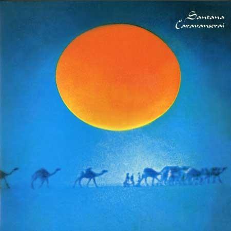 Santana: Caravanserai - Speakers Corner 180g LP (KC 31610)