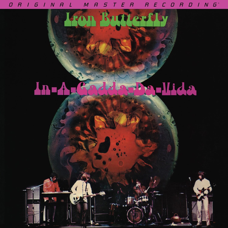 Iron Butterfly: In-A-Gadda-Da-Vida - MFSL 180g LP (MFSL 1-368)