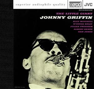 Johnny Griffin: The Little Giant - JVC XRCD (JVCXR-0039)