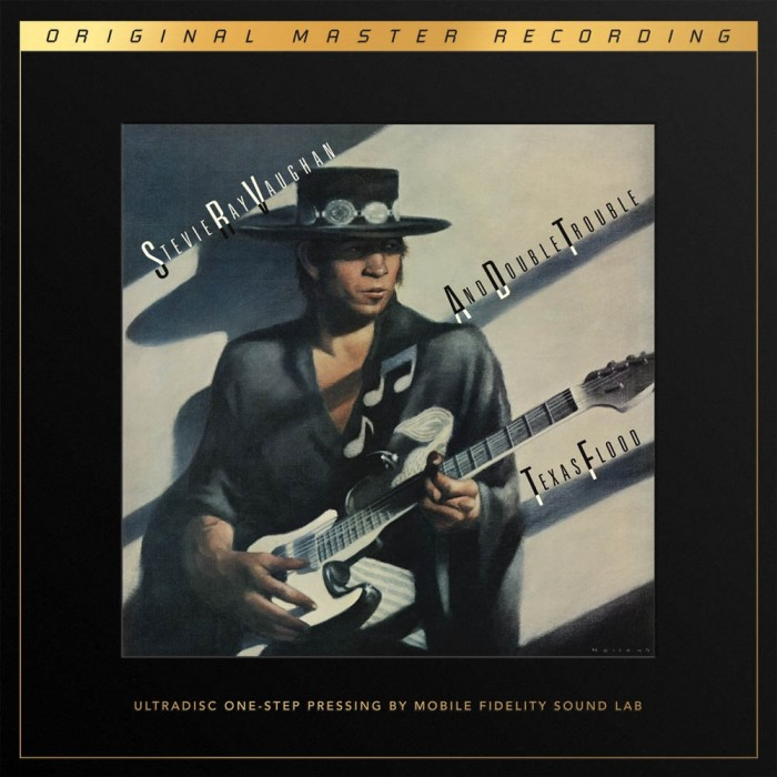 Stevie Ray Vaughan and Double Trouble: Texas Flood - MFSL One-Step 180g 45RPM 2-LP (UD1S 2-005)