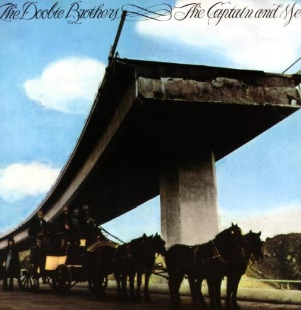 The Doobie Brothers: The Captain and Me - Speakers Corner 180g LP (BS-2694)