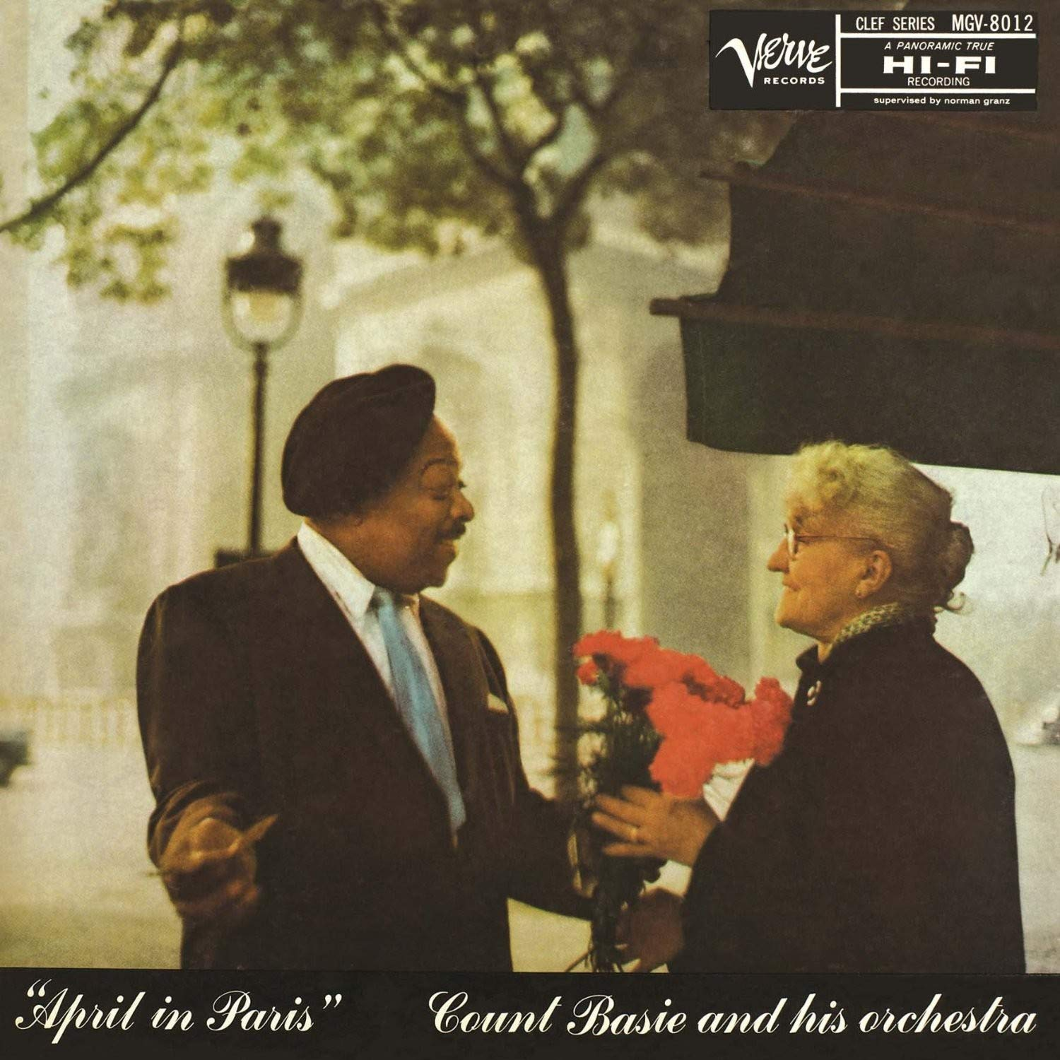 Count Basie: April in Paris - Tower Records Japan Hybrid Mono SACD (PROZ-1117)