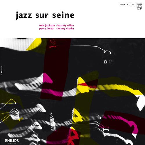 Barney Wilen: Jazz sur Seine - Sam Records 180g LP (Philips P 77.127 L)