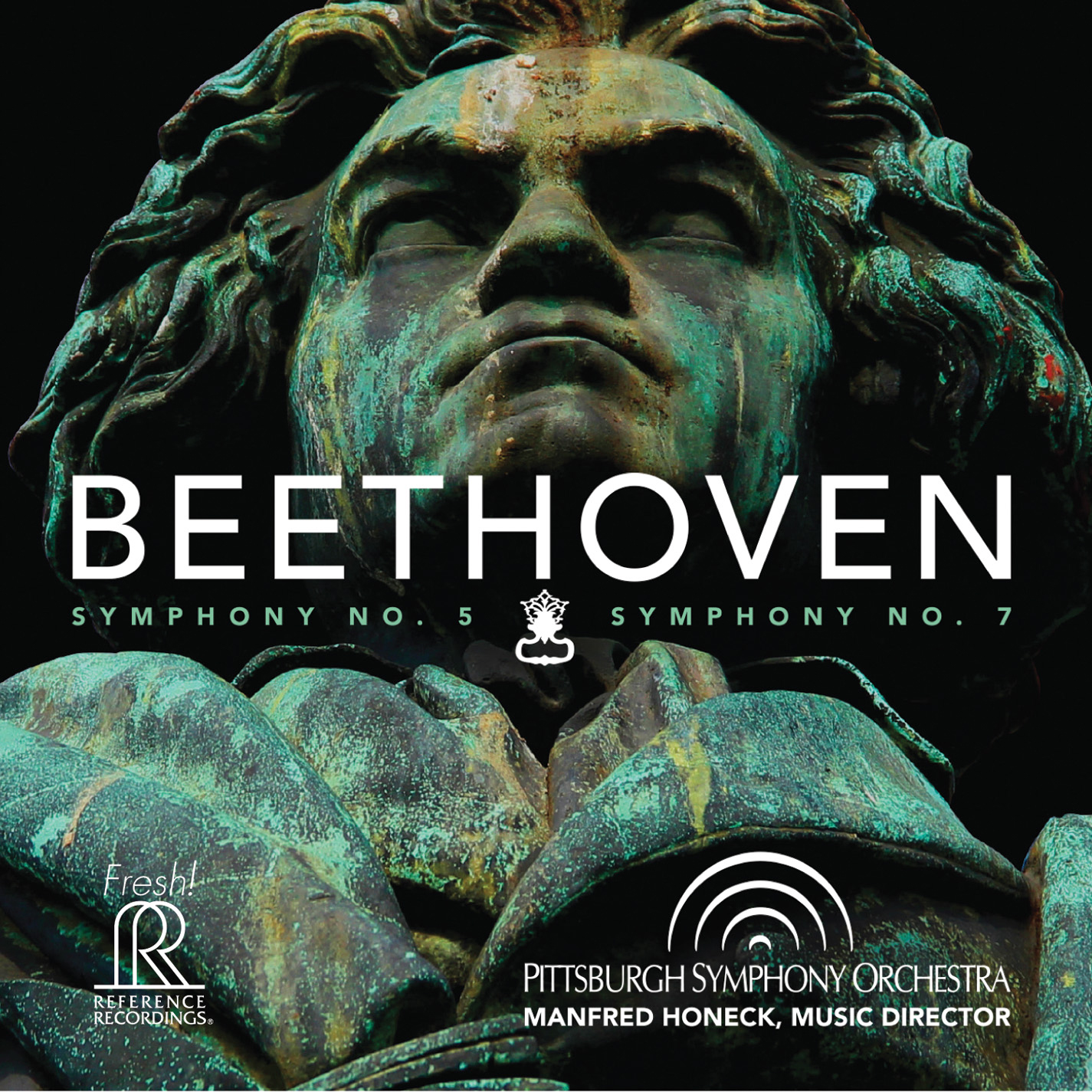 Manfred Honeck & Pittsburgh Symphony Orchestra: Beethoven: Symphony No 5 & No 7 - Reference Recordin