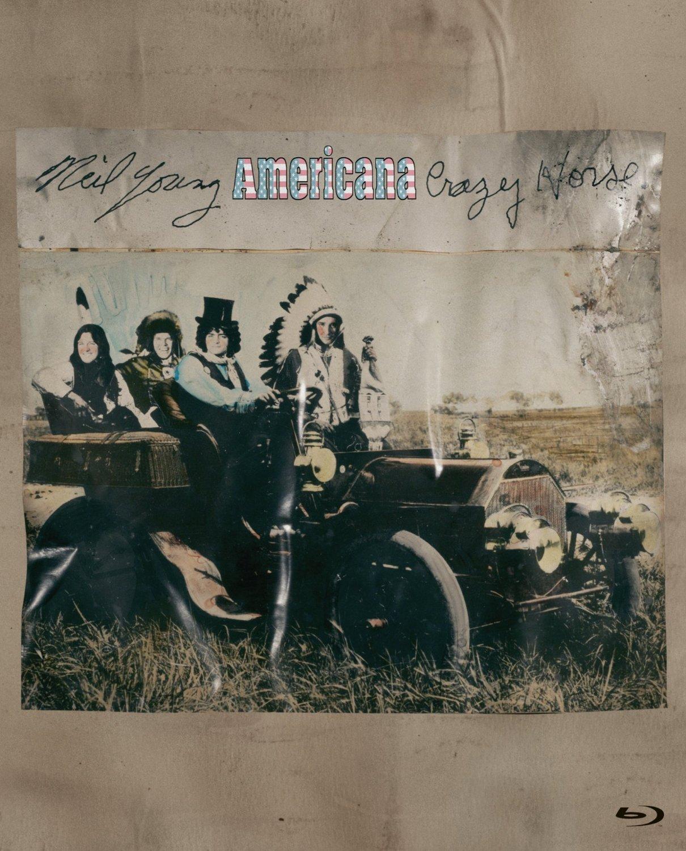 Neil Young & Crazy Horse: Americana -  Universal Blu-Ray Audio (7599399728)
