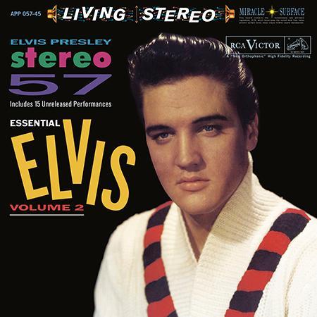Elvis Presley: Stereo '57 (Essential Elvis Volume 2) - Analogue Productions Hybrid SACD (CAPP 057 SA