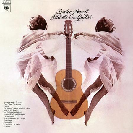 Baden Powell: Solitude On Guitar - Speakers Corner 180g LP (C 32441)