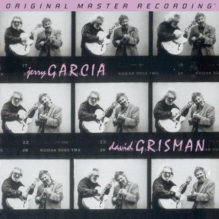 Jerry García & David Grisman: Jerry García & David Grisman -  MFSL Hybrid Stereo SACD (UDSACD 2140)