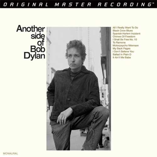 Bob Dylan: Another Side Of Bob Dylan (Mono) -  MFSL Hybrid Mono SACD (UDSACD 2180)