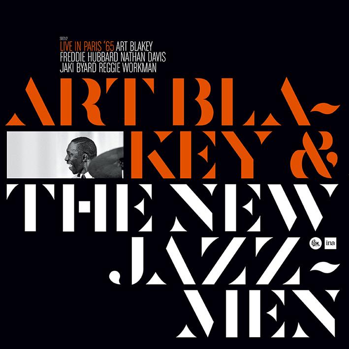 Art Blakey & The New Jazz Men: Live in Paris '65 - Sam Records 180g LP (SR21/2)