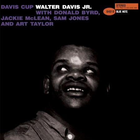 Walter Davis Jr.  : Davis Cup - Analogue Productions Hybrid Stereo SACD (CBNJ 84018 SA)