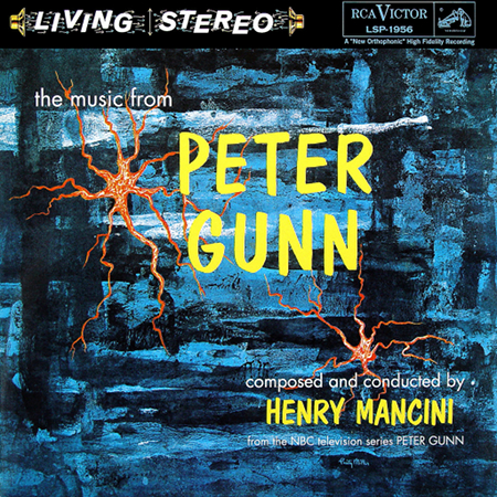 Henry Mancini: The Music from Peter Gunn - Speakers Corner 180g LP (LSP-1956)