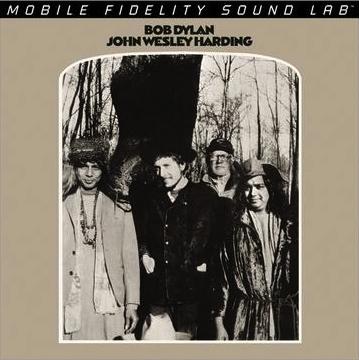 Bob Dylan: John Wesley Harding -  MFSL Hybrid Stereo SACD (UDSACD 2125)