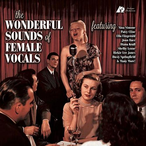 Various Artists: The Wonderful Sounds of Female Vocals - Analogue Productions 200g 2-LP (AAPP 122)